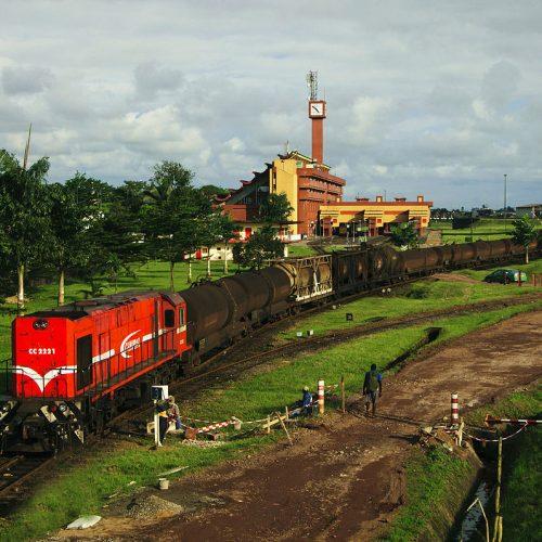 Marché Mboppi: La voie ferrée bientôt fermée pour des raccordements