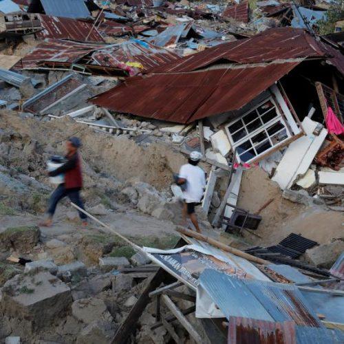 Changements climatiques : Un cyclone meurtrier frappe le Mozambique et le Zimbabwé