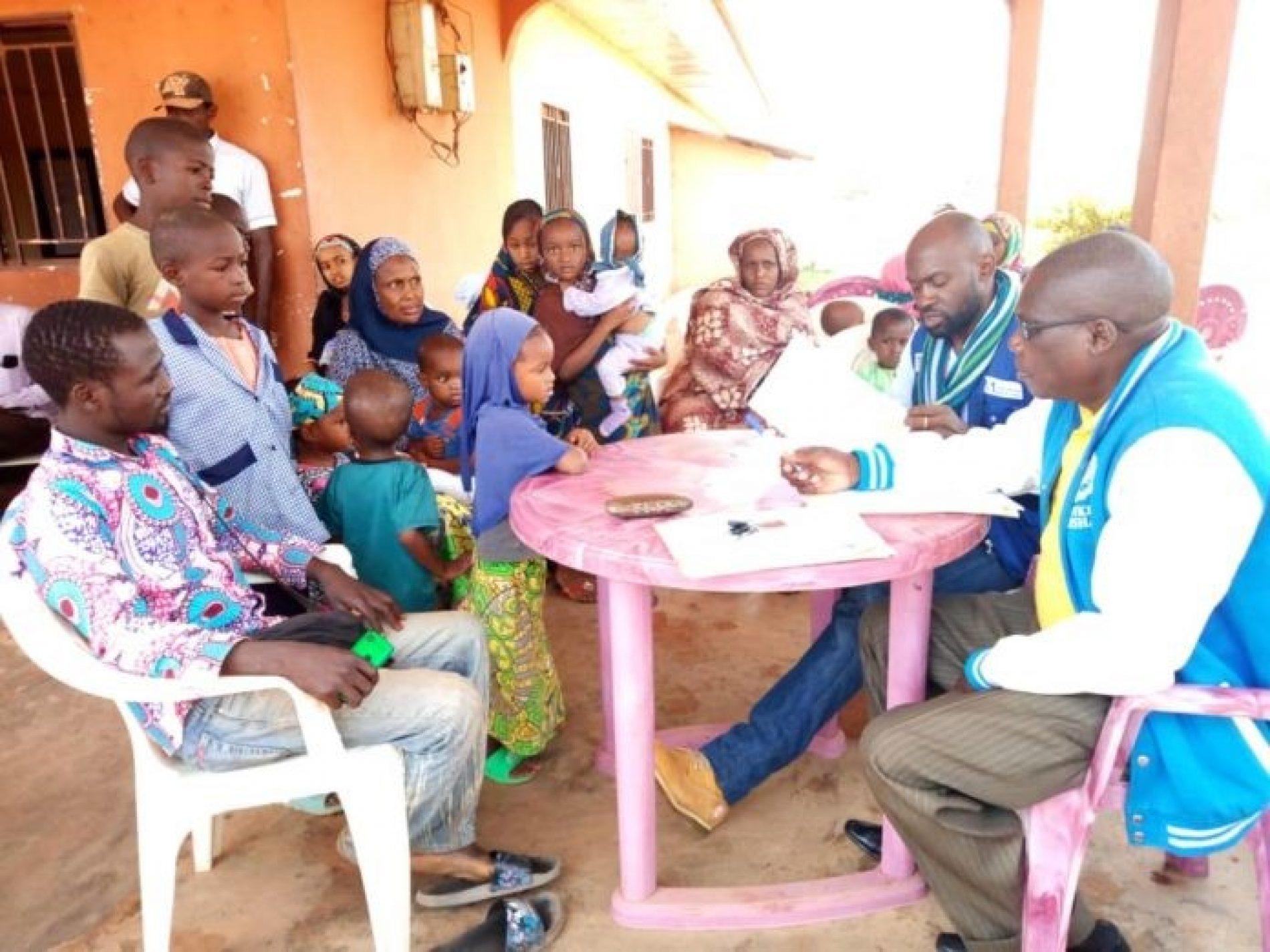 Région de l'Est : La Commune de Mandjou lance une opération d'état-civil