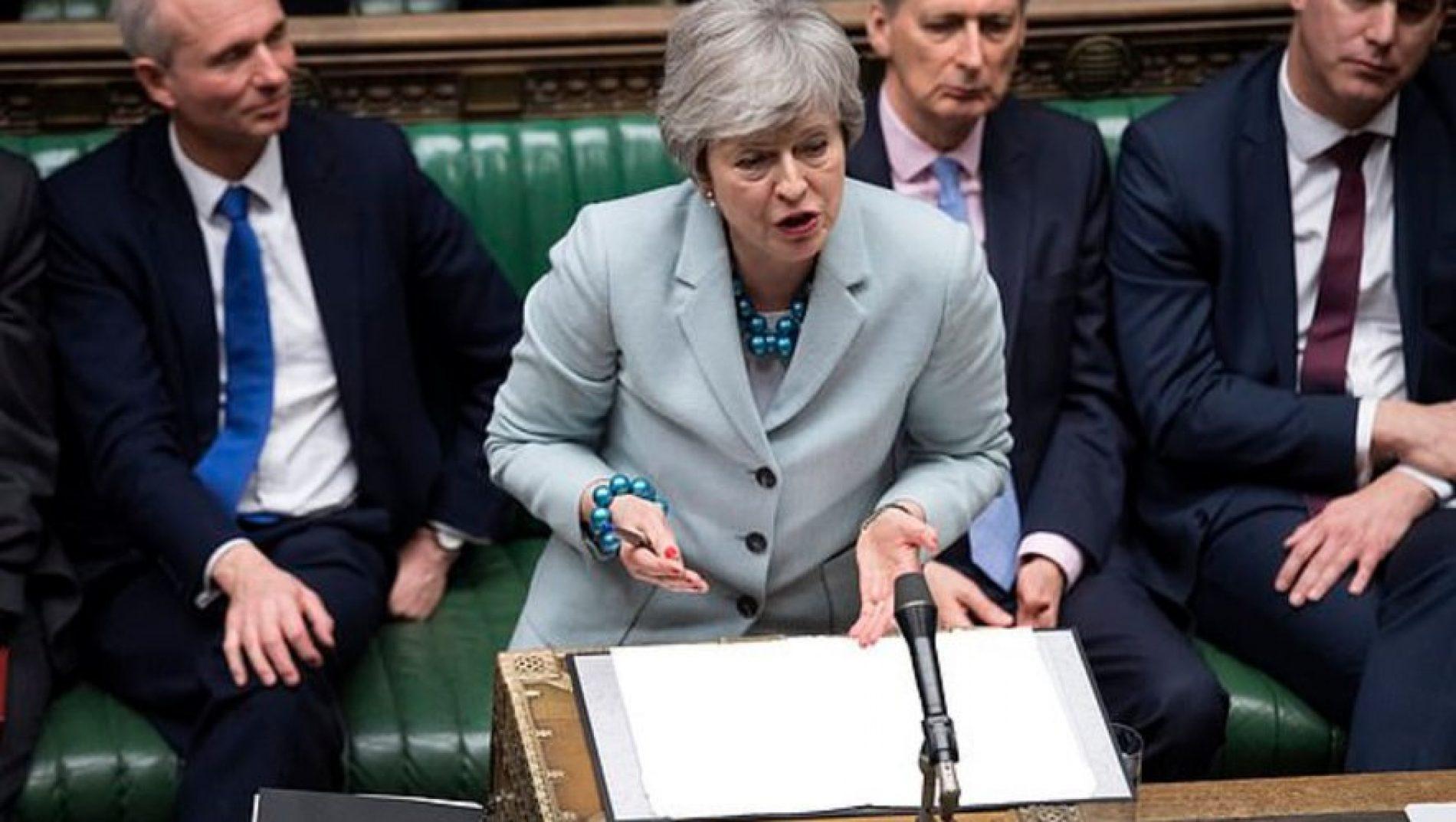 Brexit : Theresa May perd le contrôle de la Chambre des communes !