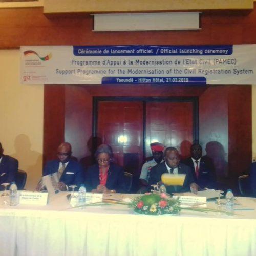État-civil : un programme de modernisation lancé