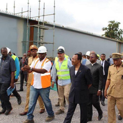 Route Nationale numéro 15 : Emmanuel Nganou Djoumessi en visite d'évaluation