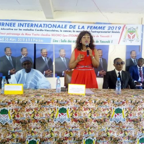JIF 2019 : Le Maire Yvette Claudine Ngono engage une journée de réflexion