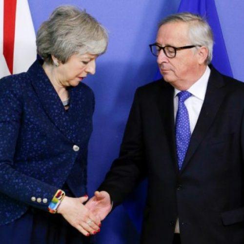 Brexit: Les élus exigent le retrait du Royaume-Uni le 12 avril!