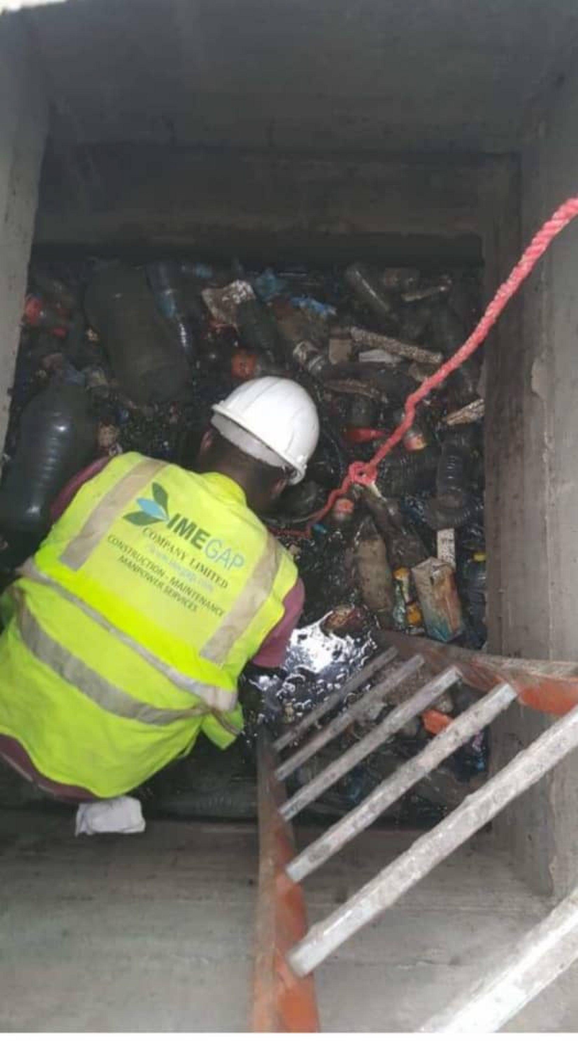 2ème Pont sur le Wouri : Des travaux d'assainissement entamés