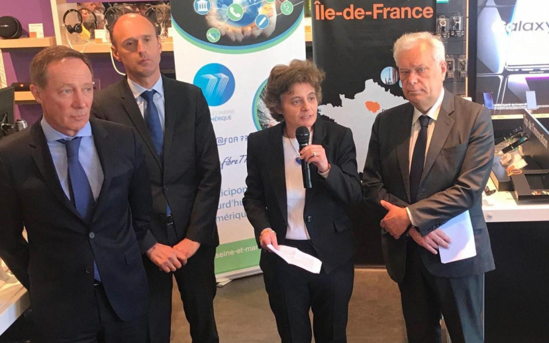 France – Département des Provins : la fibre Orange arrive dans les communes rurales