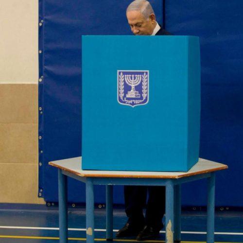 Législatives en Israël : le Premier ministre Benjamin Netanyahu et Benny Gantz au coude à coude