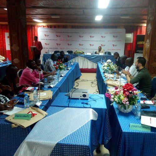 Atelier des médias africains 2019: Les journalistes formés à la transparence fiscale