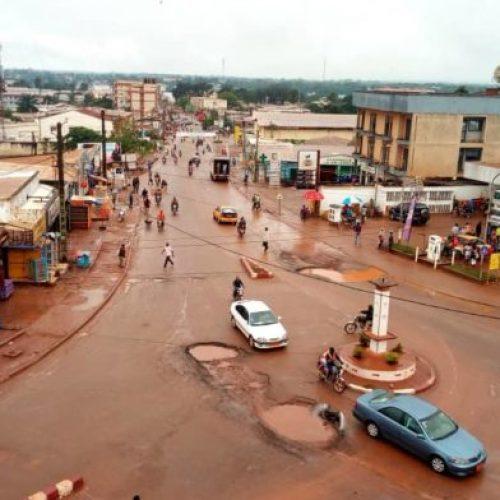 C2D Capitales régionales : Une mission de l'AFD évalue les travaux à Bertoua