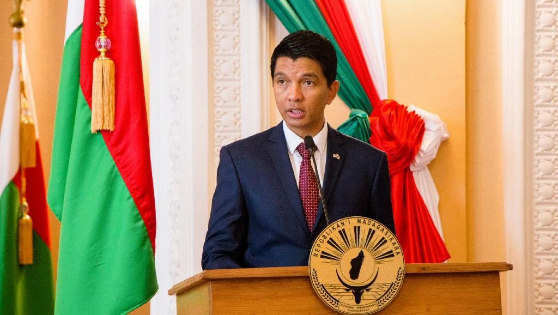Madagascar : Le Président Rajoelina réduit le nombre de sénateurs