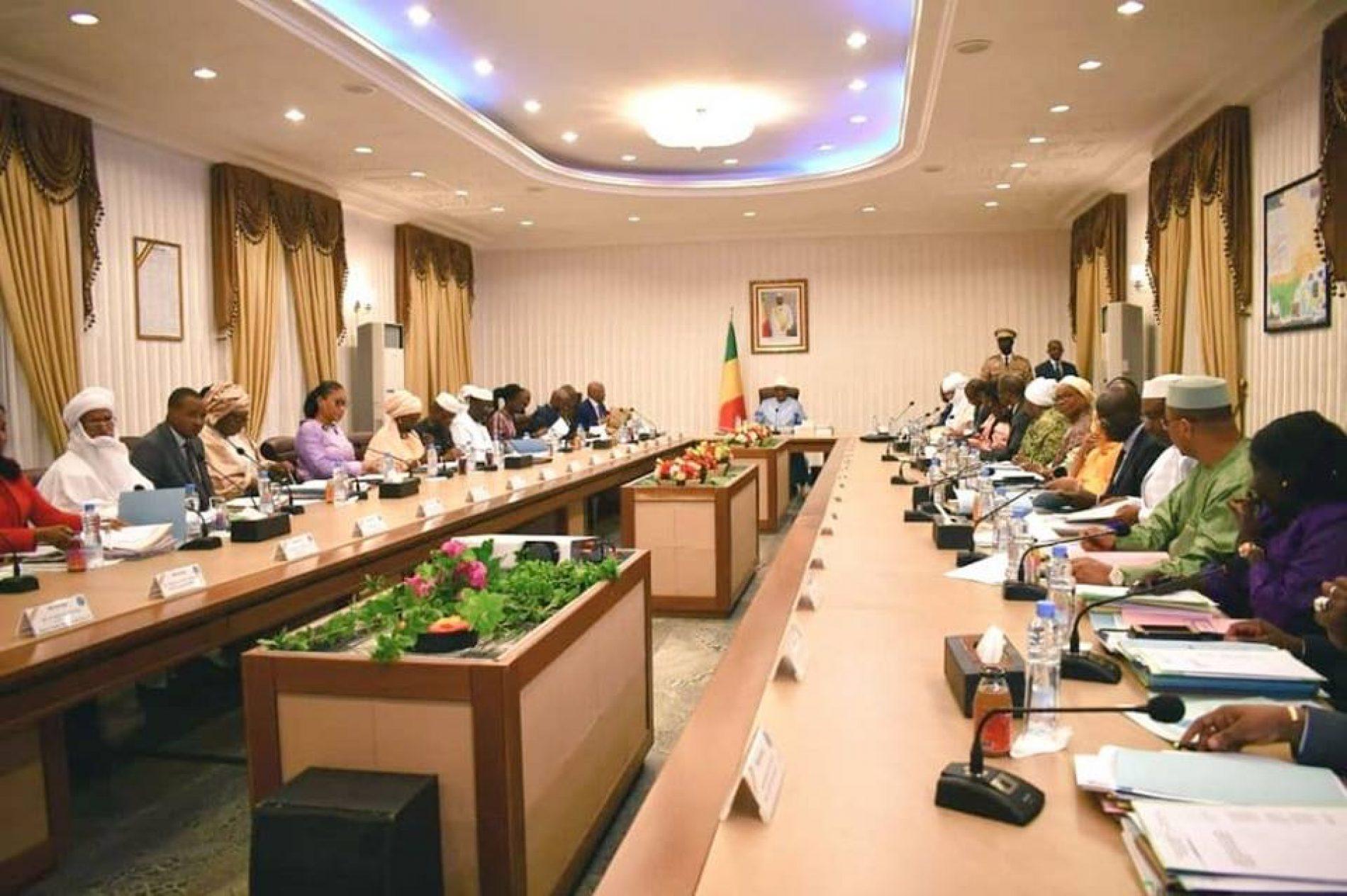 Mali: Adoption du projet de décret portant régime financier des CTD