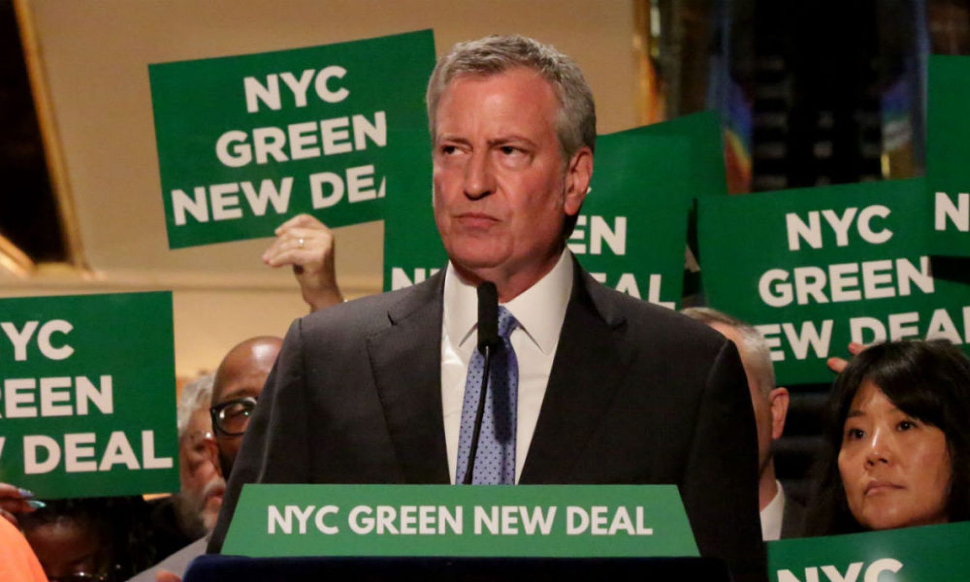 États-Unis : Le maire de New York candidat à la présidentielle 2020