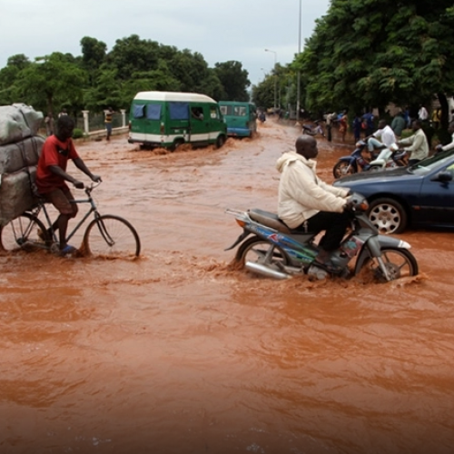 Mali – Assainissement urbain:  Inondations meurtrières à Bamako