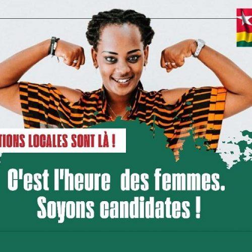 Élections locales au Togo: Les candidatures des femmes favorisées!