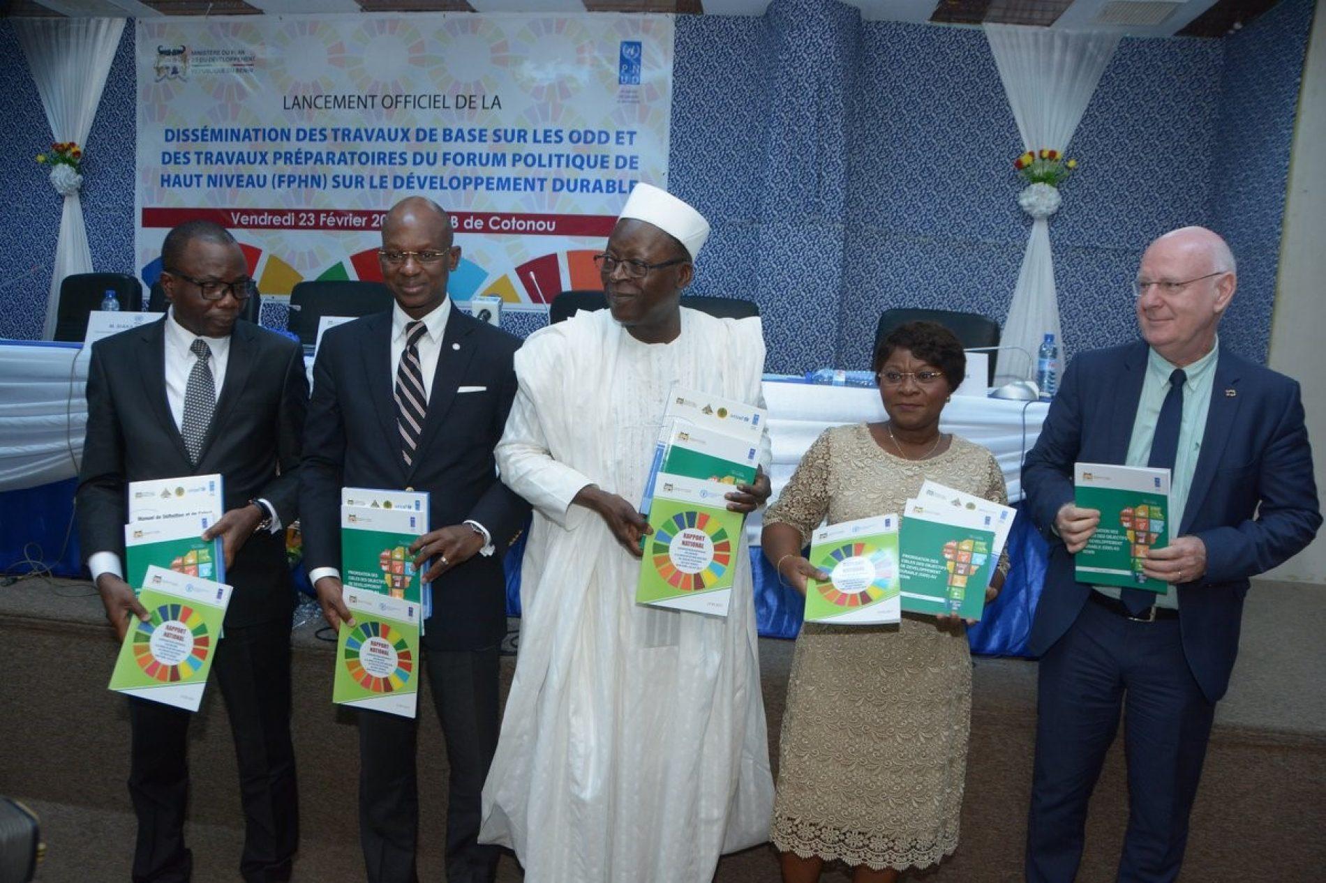 Bénin: Les communes appelées à la perfomance en faveur des ODD