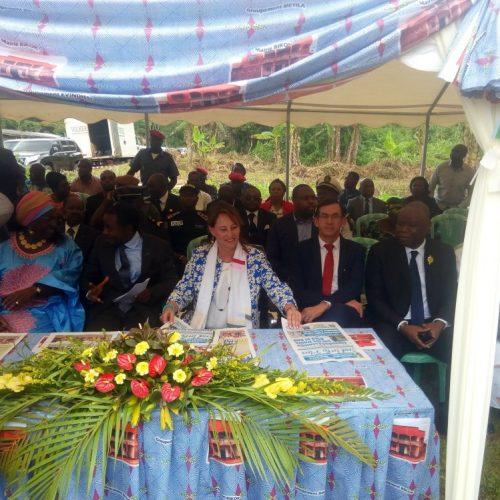 Commune de Bikok : Lancement à Okodé 1 du projet « Maternités solaires »