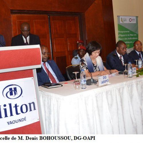 Développement local: Les indications géographiques explorées par le MINMIDT