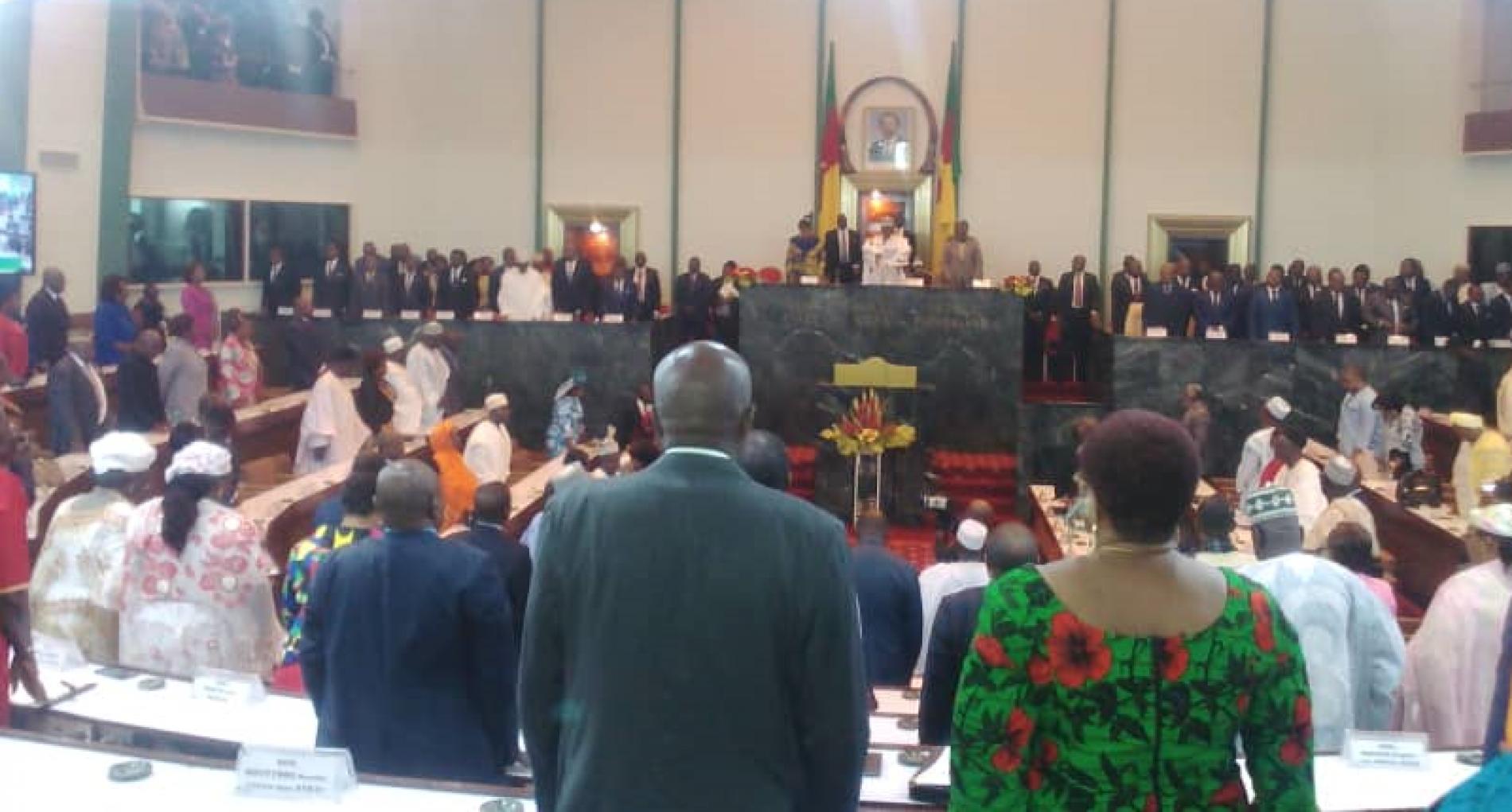 Assemblée nationale: Cavaye Yeguié Djibril ouvre la session de juin