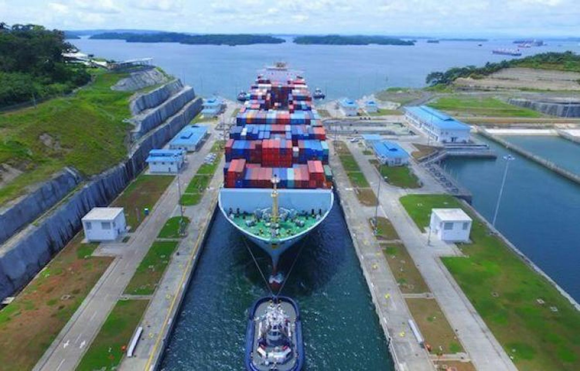 Changement climatique: Le trafic du Canal de Panama perturbé par la sécheresse!