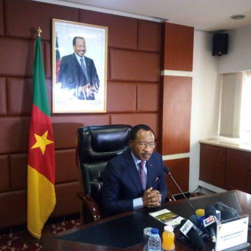 Retrait des pesages routiers: Sime Pierre fait fléchir Emmanuel Nganou Djoumessi