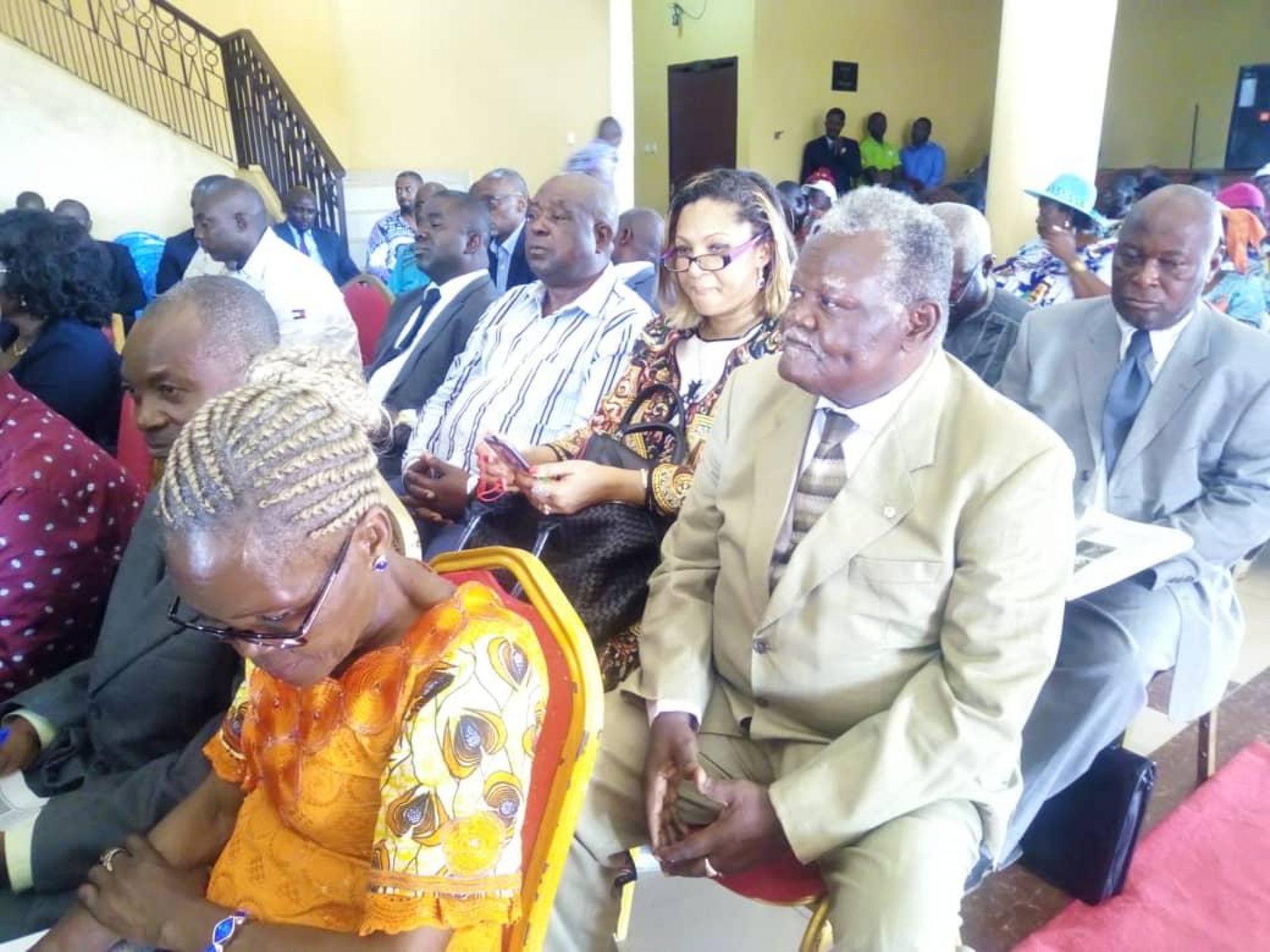 Commune de Sangmelima: Les comptes administratifs 2018 validés