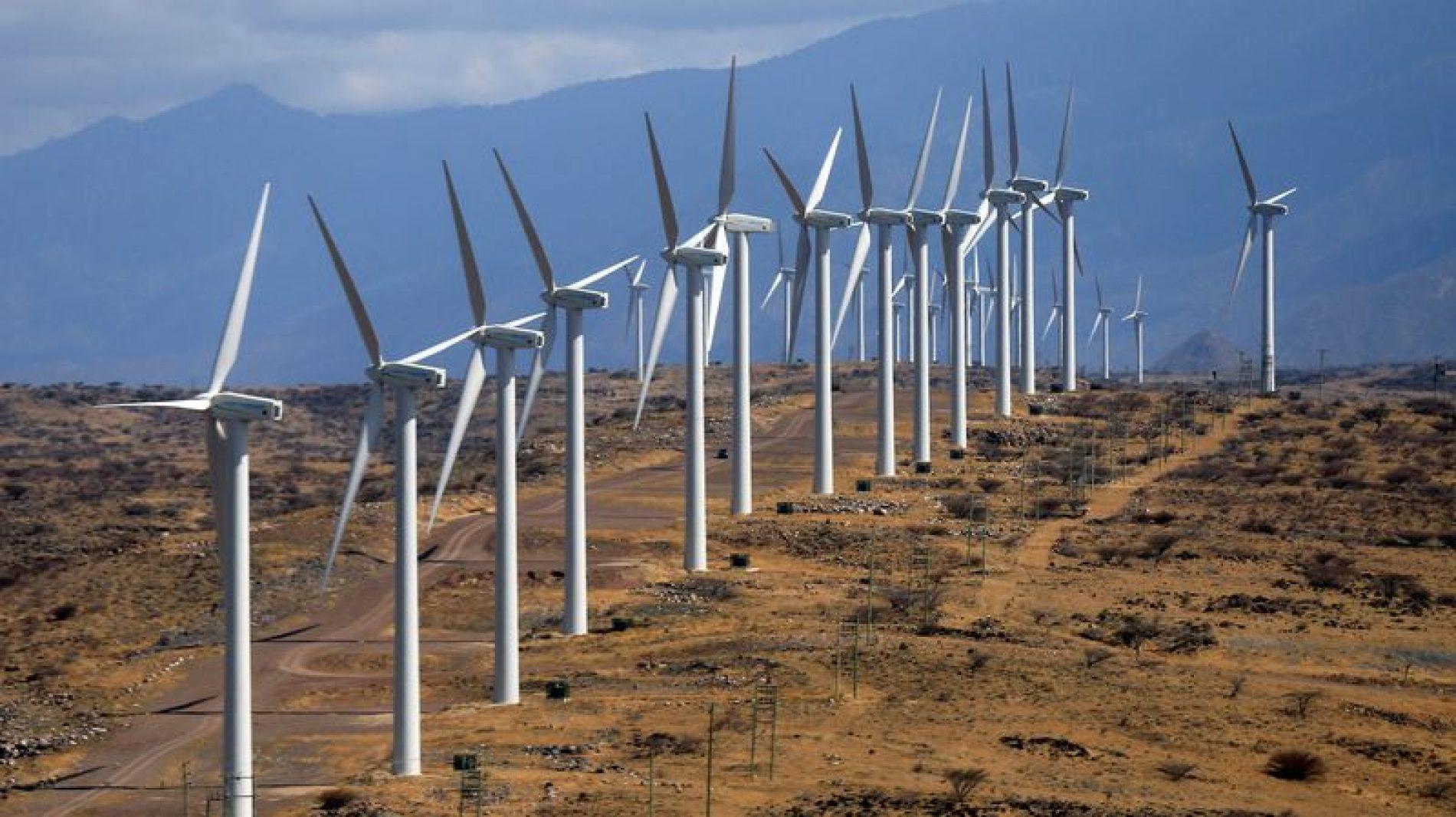 Kenya – Energie Renouvelable : Le plus grand parc éolien d'Afrique inauguré