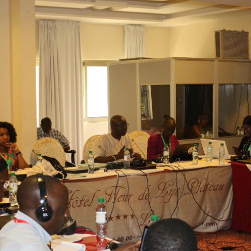 Energie durable et climat : La société civile remobilisée à Dakar