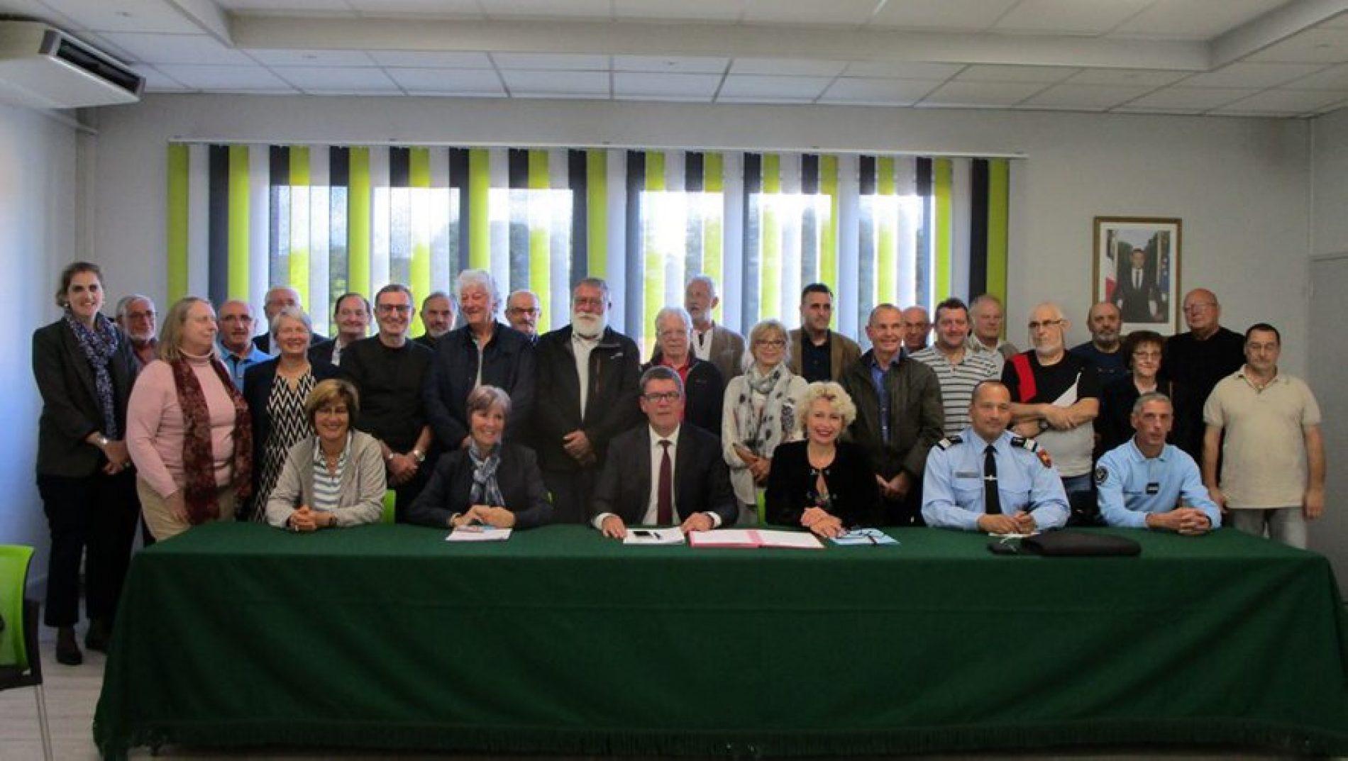 France : 14 communes adoptent le dispositif de participation citoyenne en Haute-Garonne