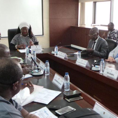 PLANUT : Ketcha Courtès prescrit la reprise des travaux pour les voiries secondaires