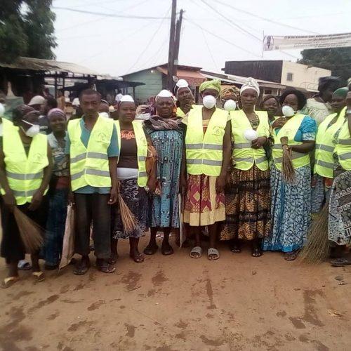 Commune de Yaoundé 2 : Une campagne régulière d'assainissement mobilise