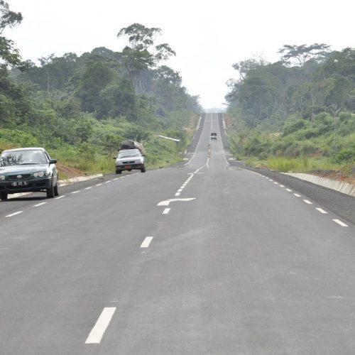 Région du Sud – Aménagement routier : Le tronçon Djoum – Mintom achevé