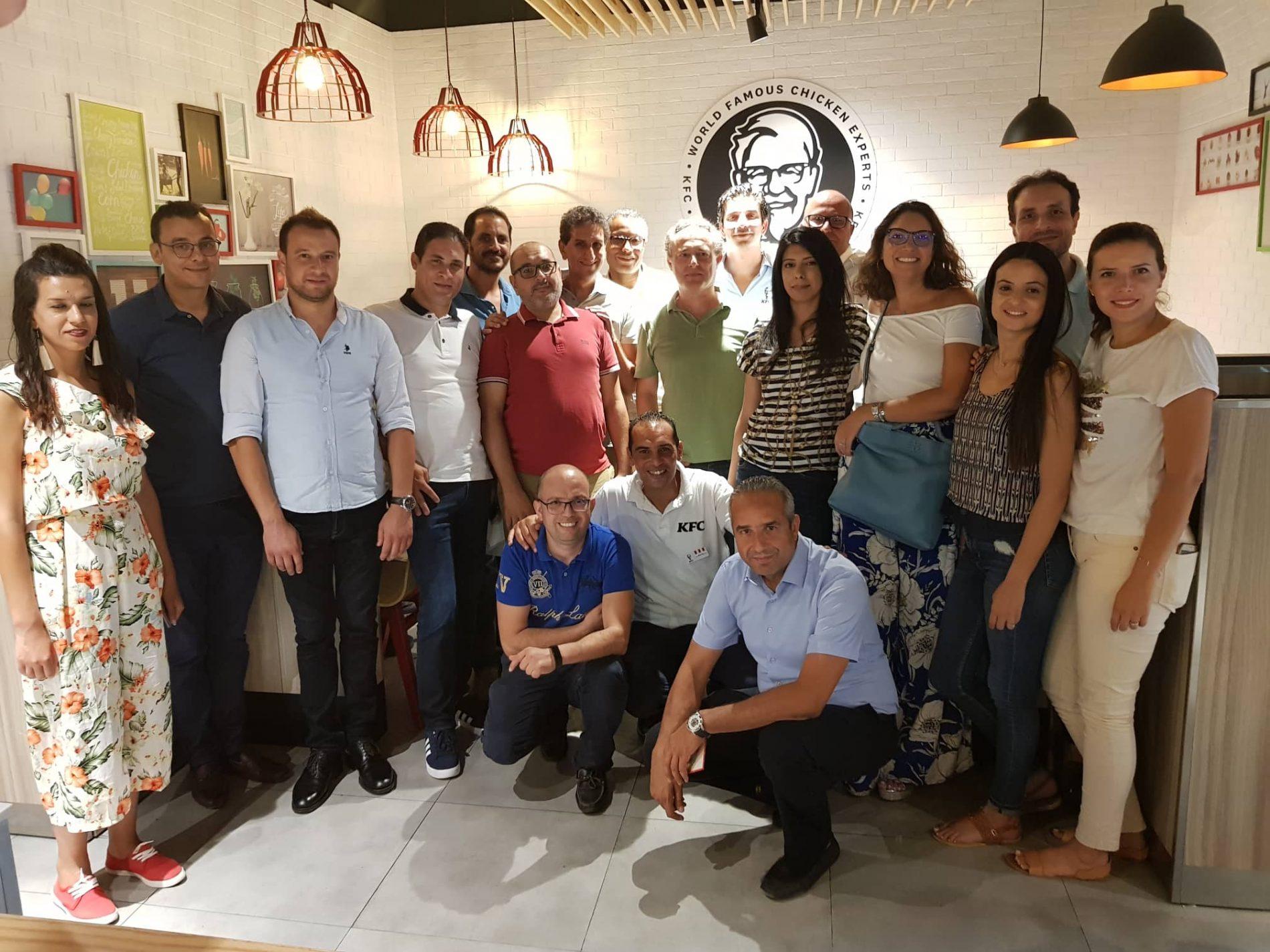 Tunisie : La chaine alimentaire KFC partenaire du développement local