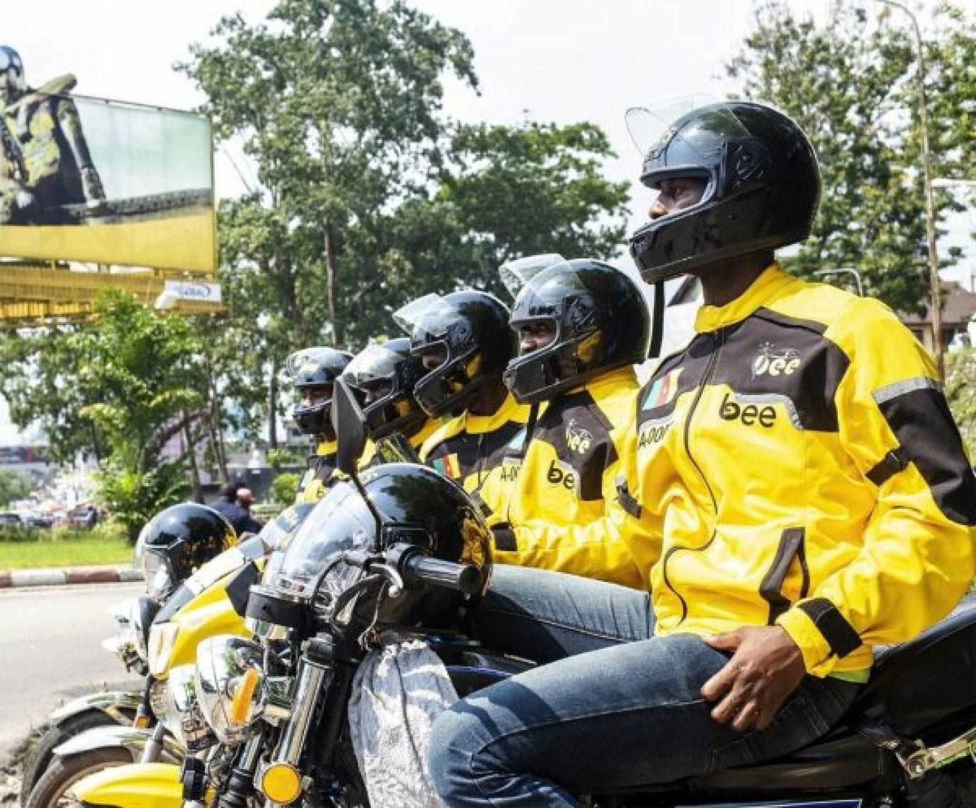 Mobilité urbaine: Une start-up lance un réseau de mototaxi à la demande