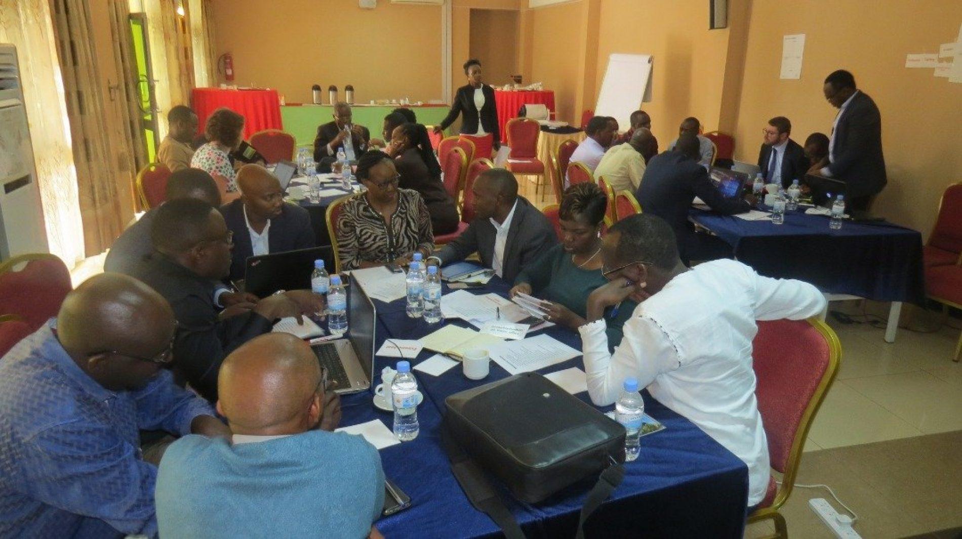 Rwanda – Résilience urbaine : Le developpement intégré au menu d'un atelier