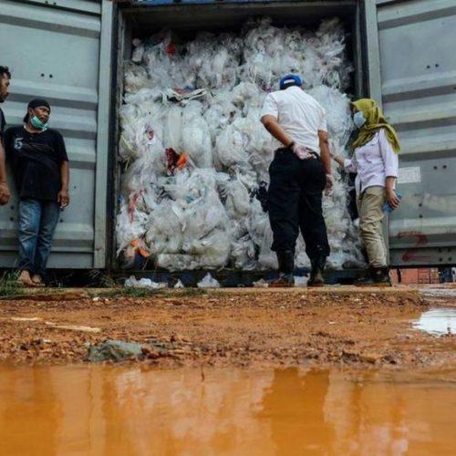 Environnement : L'Indonésie renvoie ses déchets à la France !