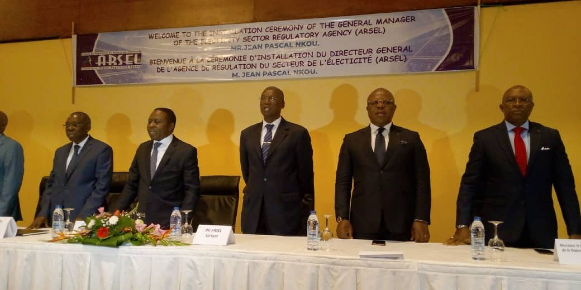 Agence de Régulation du Secteur de l'Electricité : Jean Pascal Nkou prend les commandes