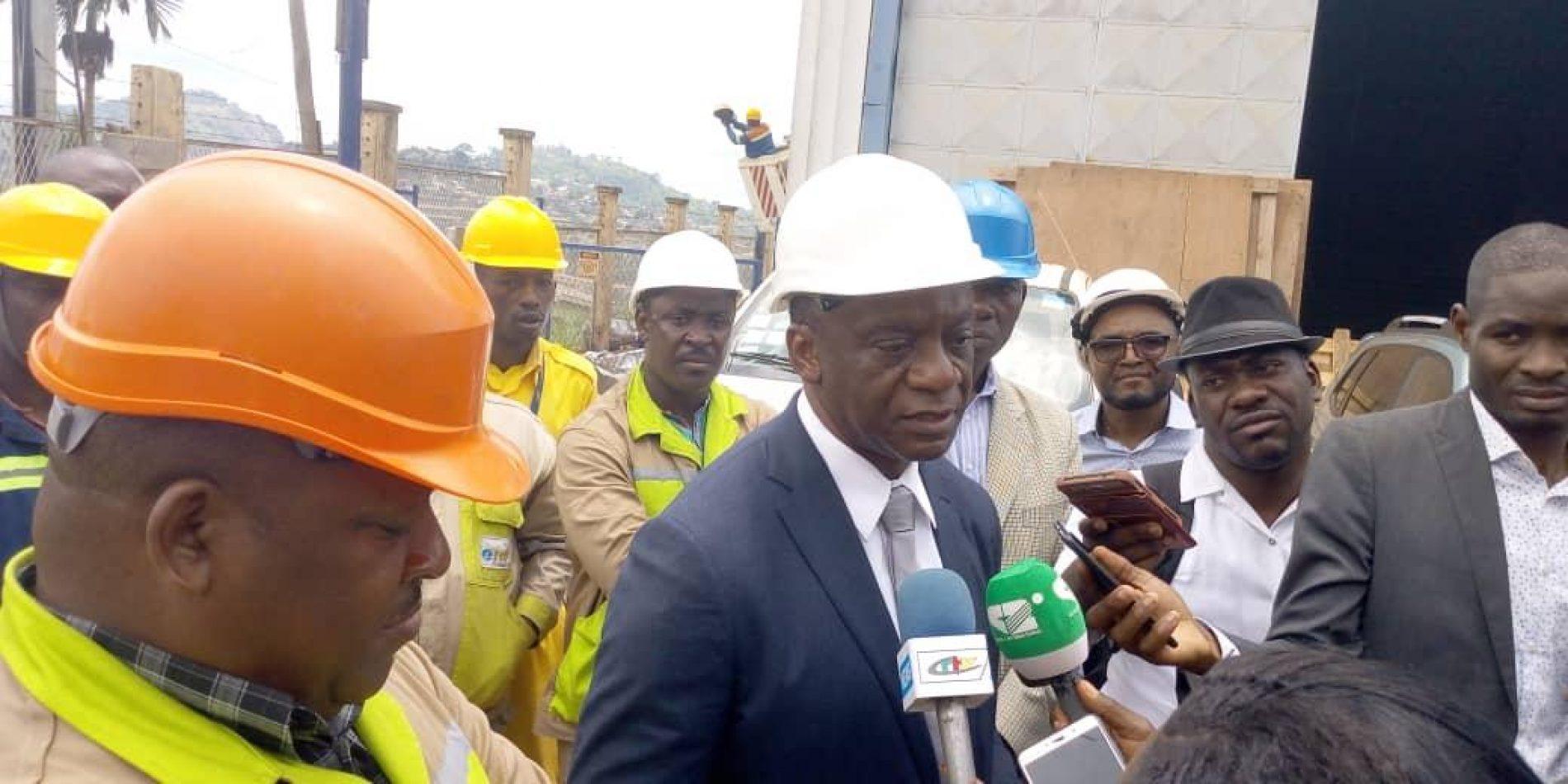 Retour de l'électricité à Yaoundé : Joël Nana Kontchou rassure les populations
