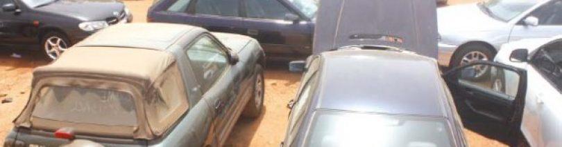 Burkina-Faso : La lutte contre les fausses immatriculations de véhicules entamée