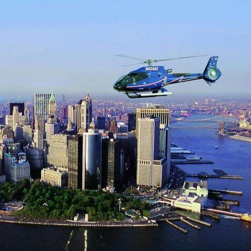 Mobilité urbaine : La ville de New-York adopte l'hélicoptère !