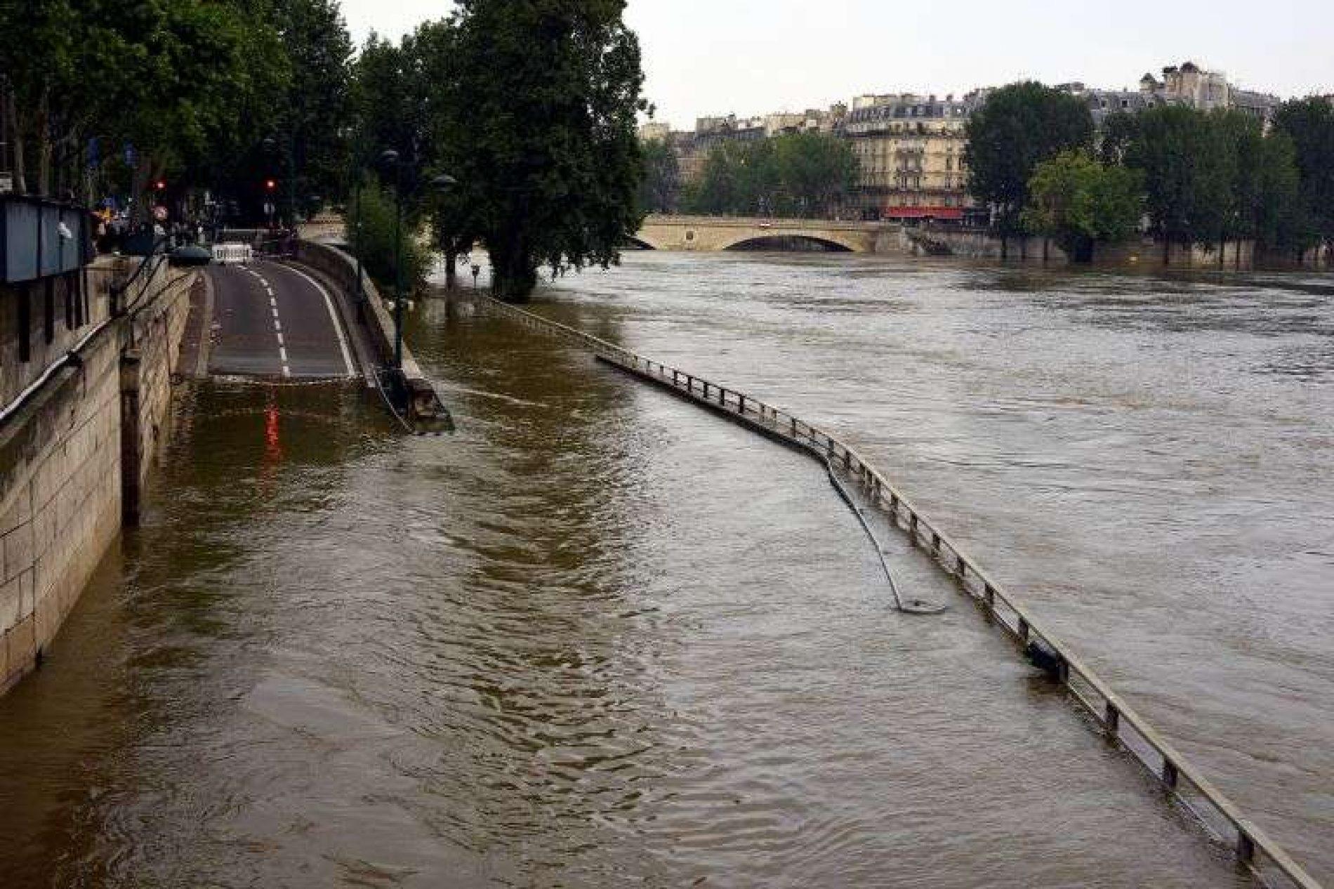 Changement climatique : La cause de l'intensité des crues en Europe