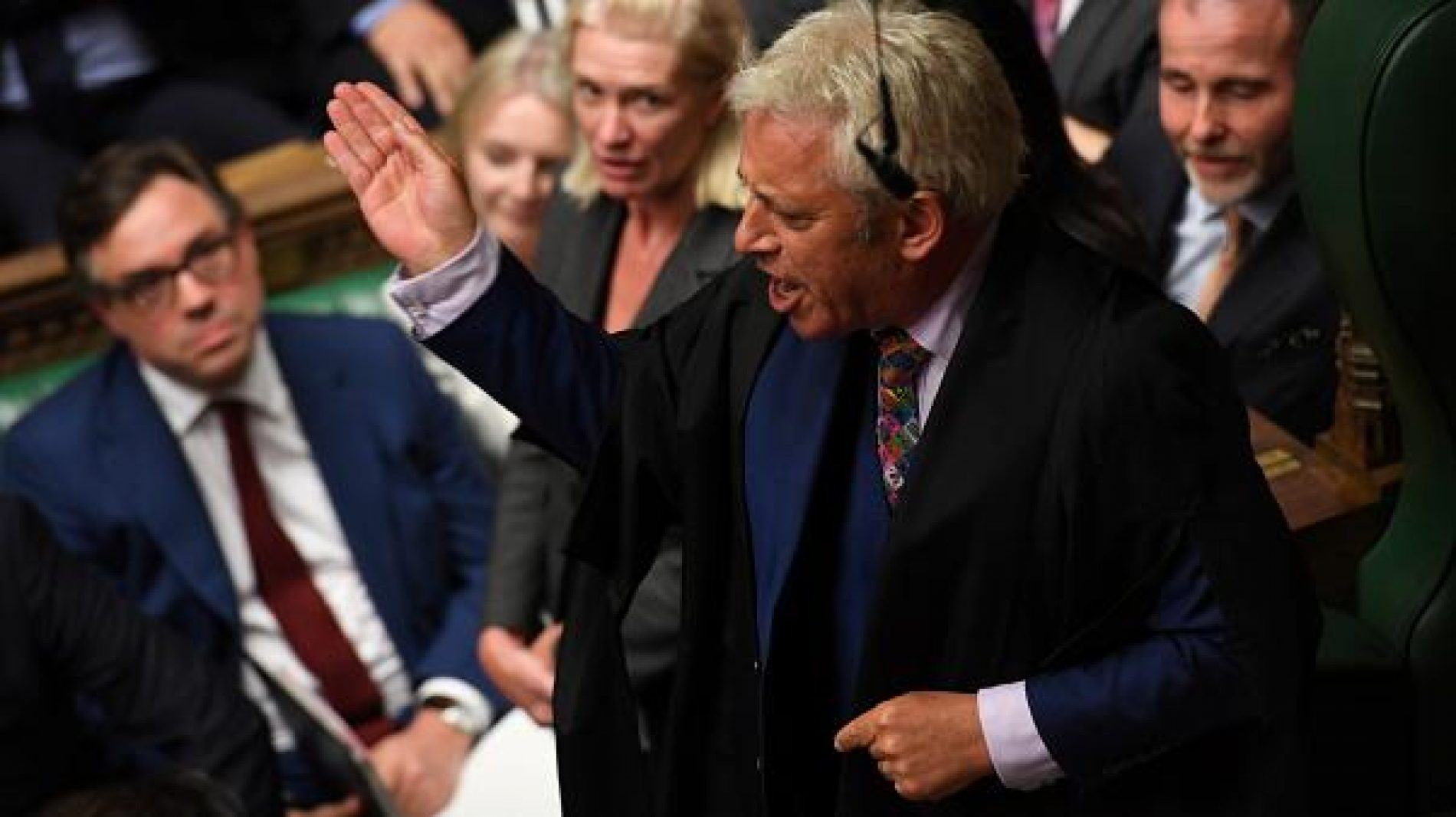 Royaume-Uni – Chambre des communes : John Bercow jette l'éponge !