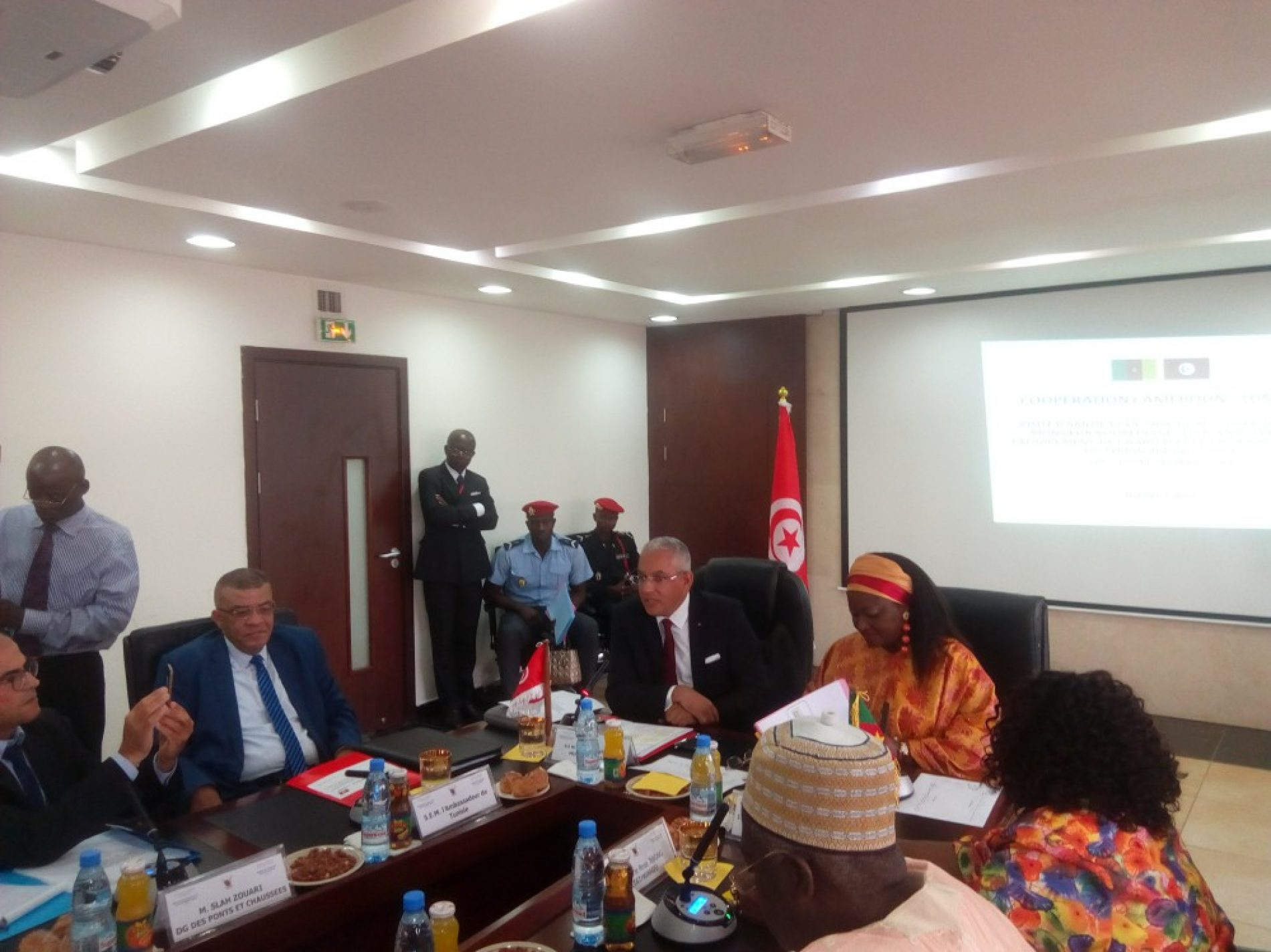 Developpement urbain : Le Cameroun et la Tunisie vers une vision commune