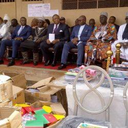 """""""Vacances Utiles"""" 2019 à Yaoundé II : Paul Eric Djomgoué fait honneur à 710 jeunes"""