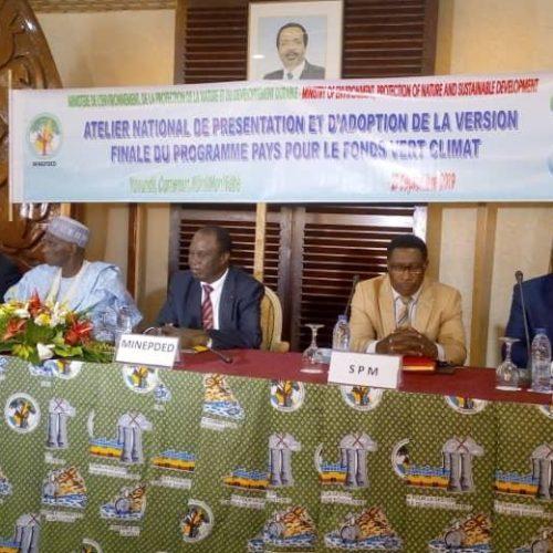 Climat: Hele Pierre négocie les financements pour le Cameroun