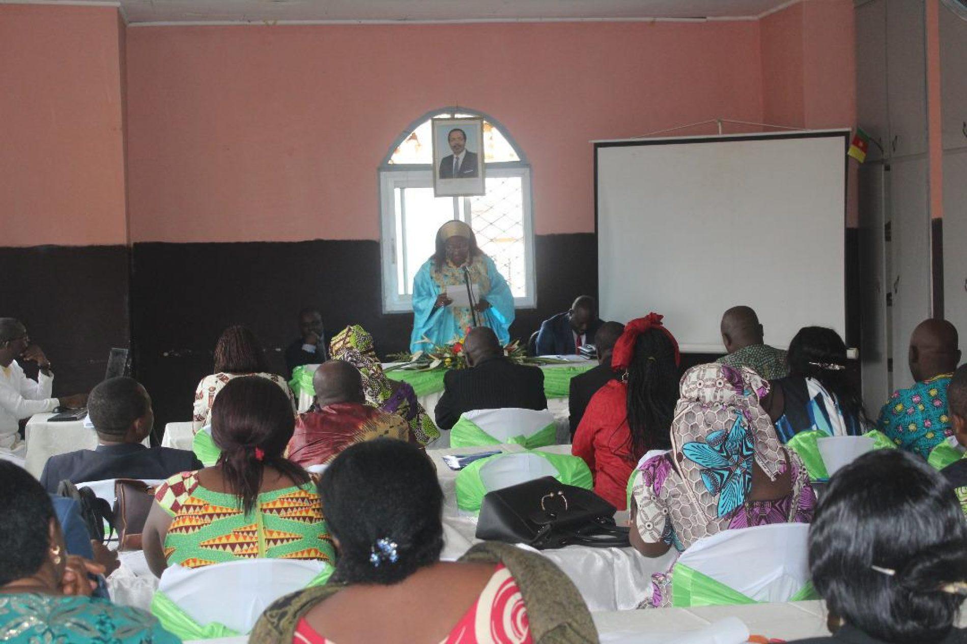 Mobilisation citoyenne autours des projets urbains : Célestine Ketcha Courtès plaide pour l'éducation