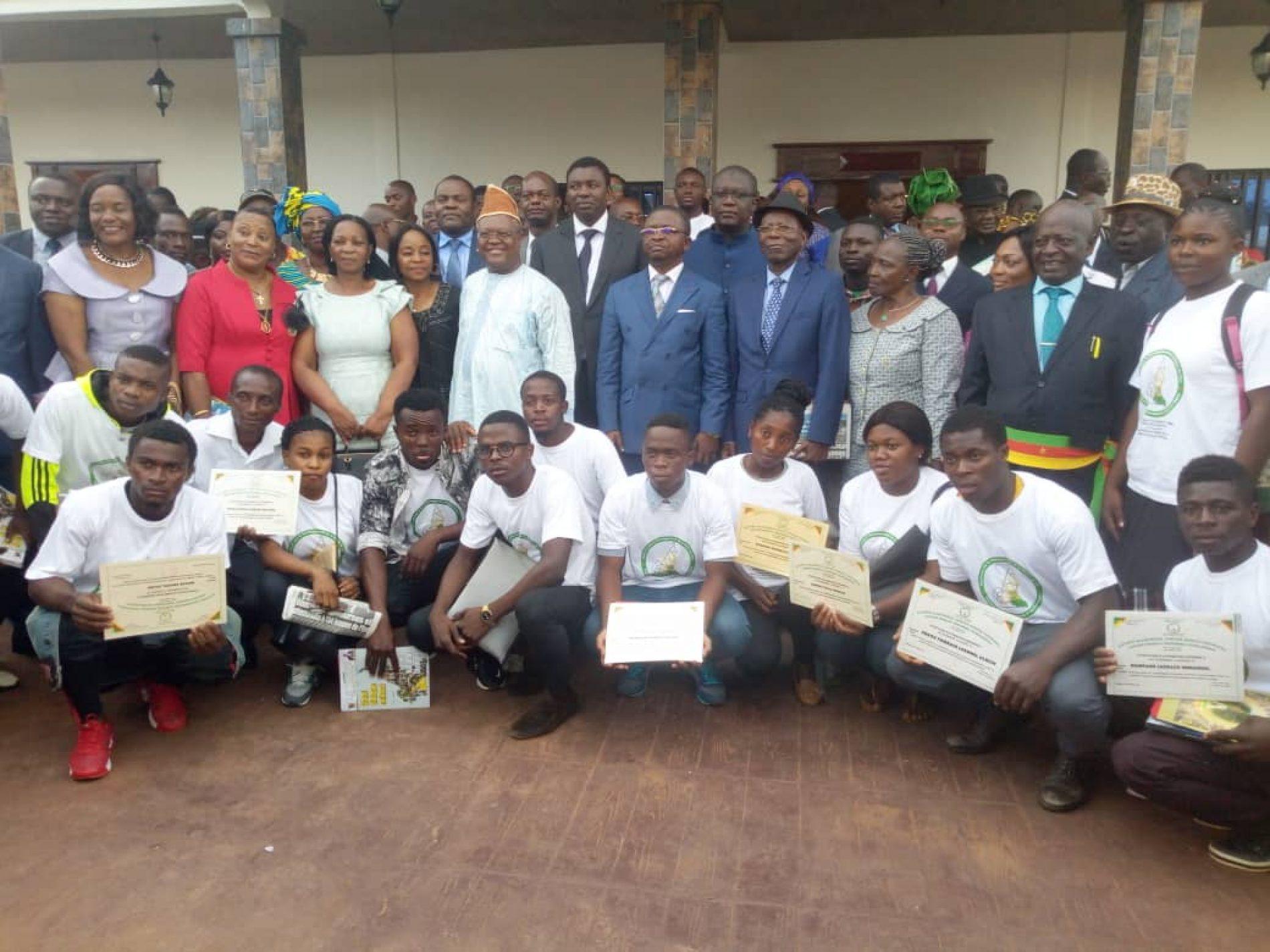 Région de l'Est : La jeunesse méritante à l'honneur à Dimako