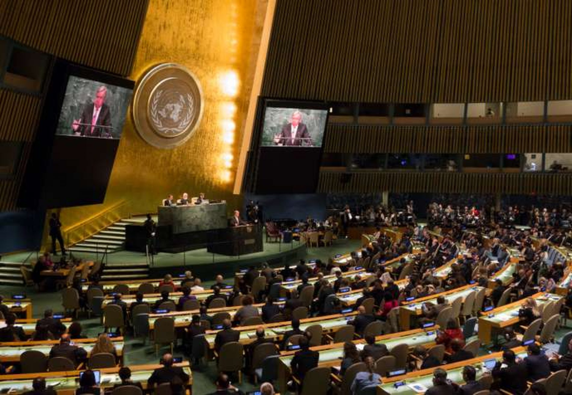 Changement climatique : Selon l'ONU, 1 milliard de personnes affectées d'ici 2050