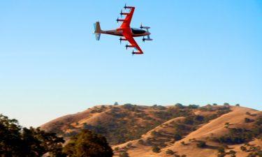 Etats-Unis – Projet Heaviside : Kitty Hawk dévoile son nouvel aéronef électrique