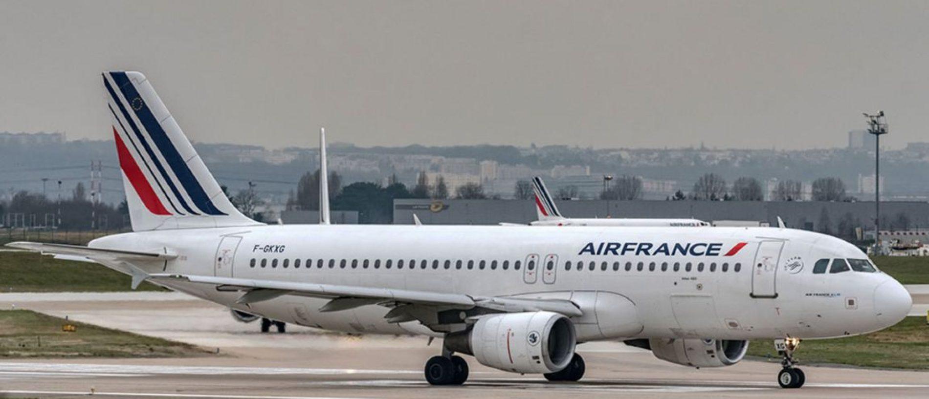 Environnement : Air France compense, réduit et recycle