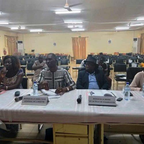 Mobilité urbaine – Burkina : Ouahigouya bénéficiera de 7 Kms de routes bitumées